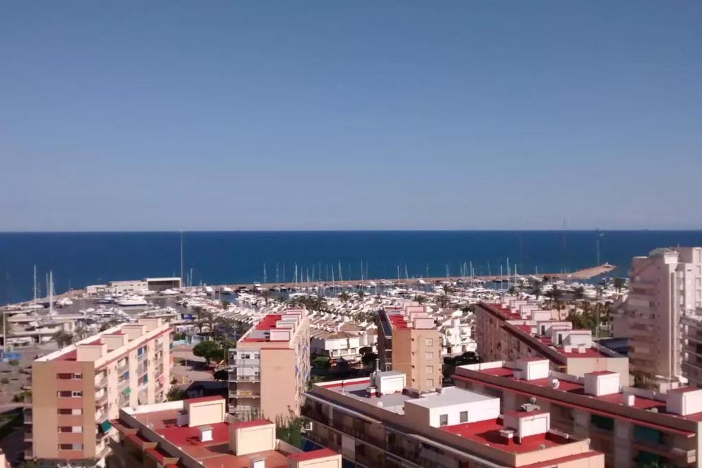 Marenostrum view