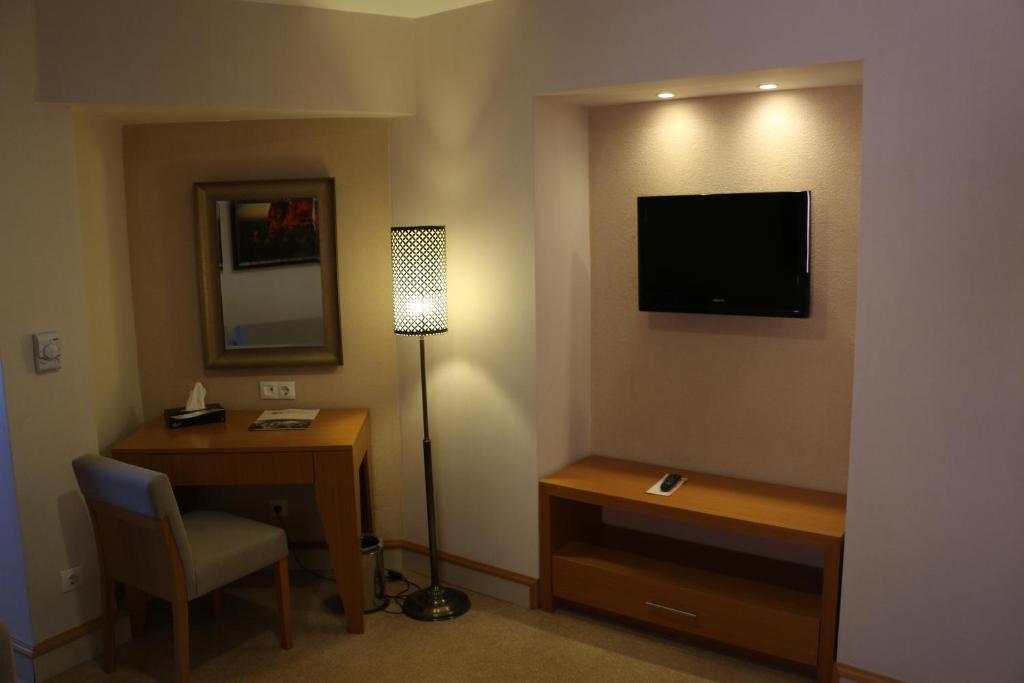 تلفاز و/أو أجهزة ترفيهية في نزل كابادوكيا
