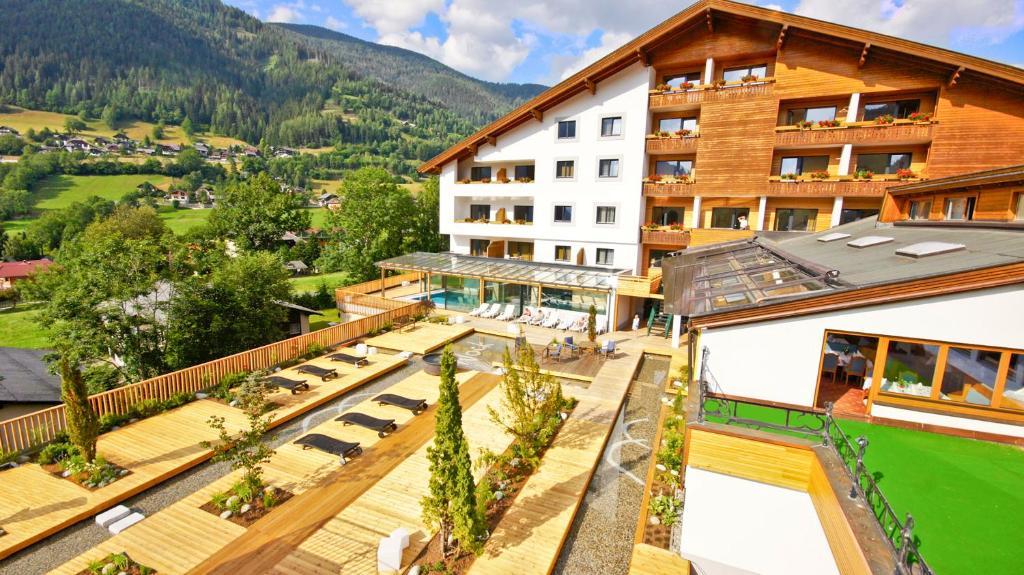 Hotel NockResort Bad Kleinkirchheim, Austria