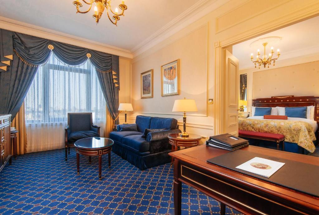 Fairmont Grand Hotel Kyiv Kiew Aktualisierte Preise Fur 2021