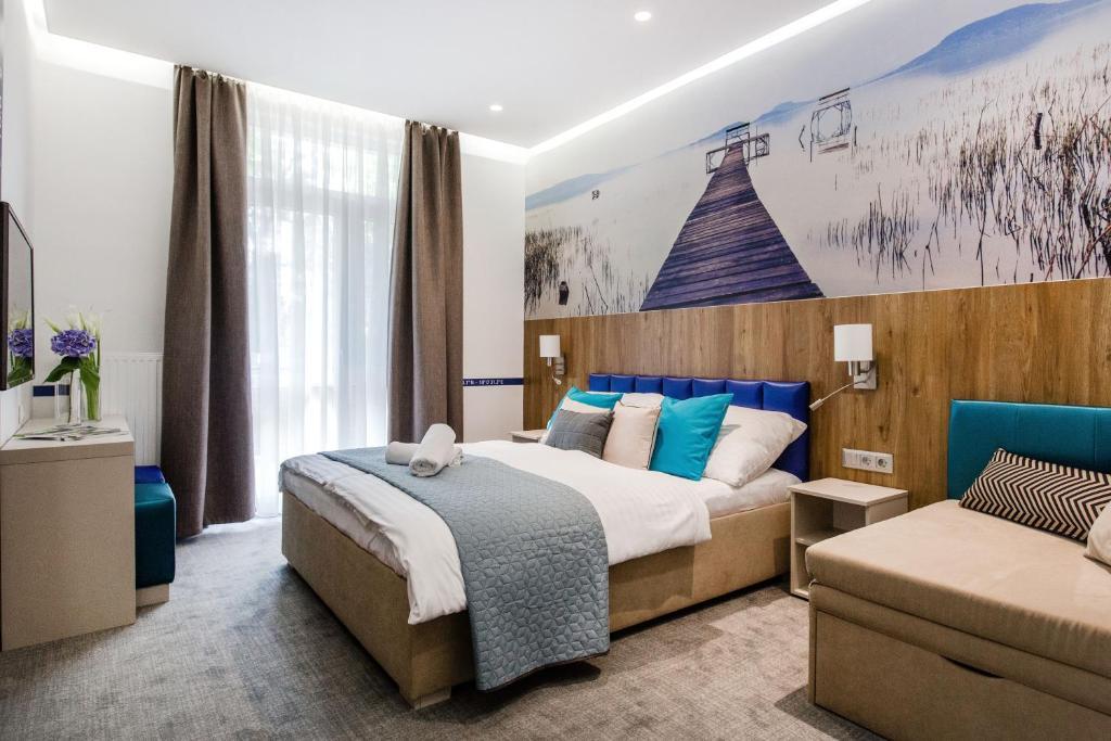 Hotel Solero Siofok, Hungary