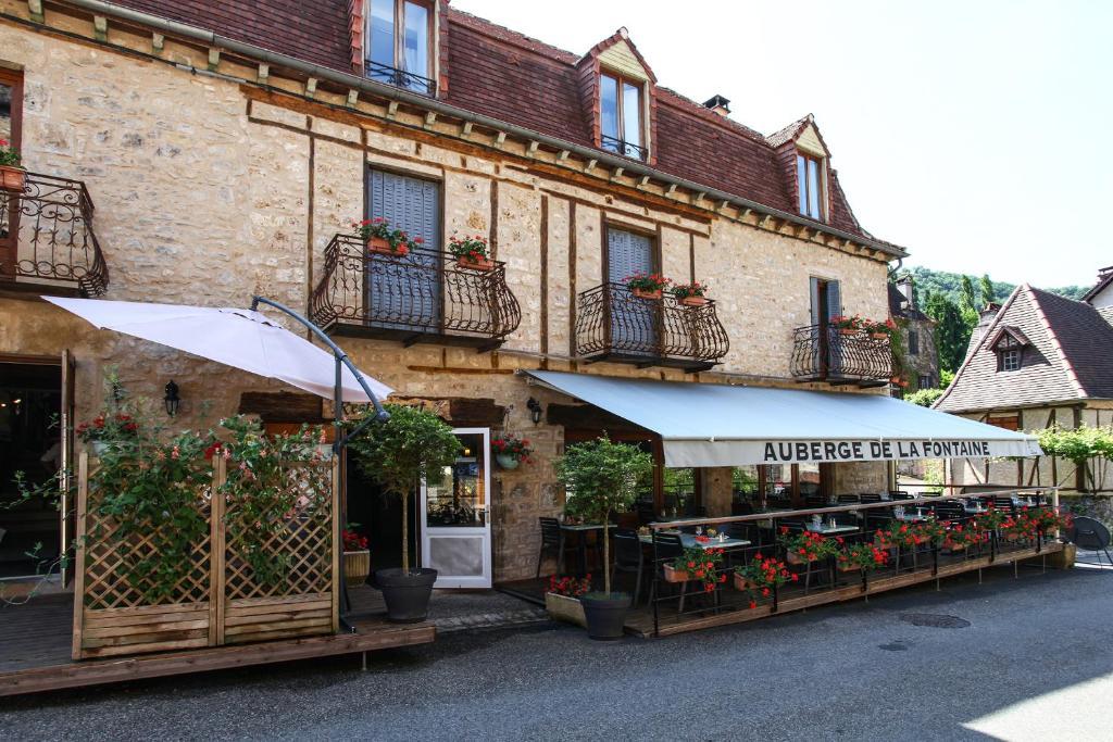Auberge de La Fontaine Autoire, France