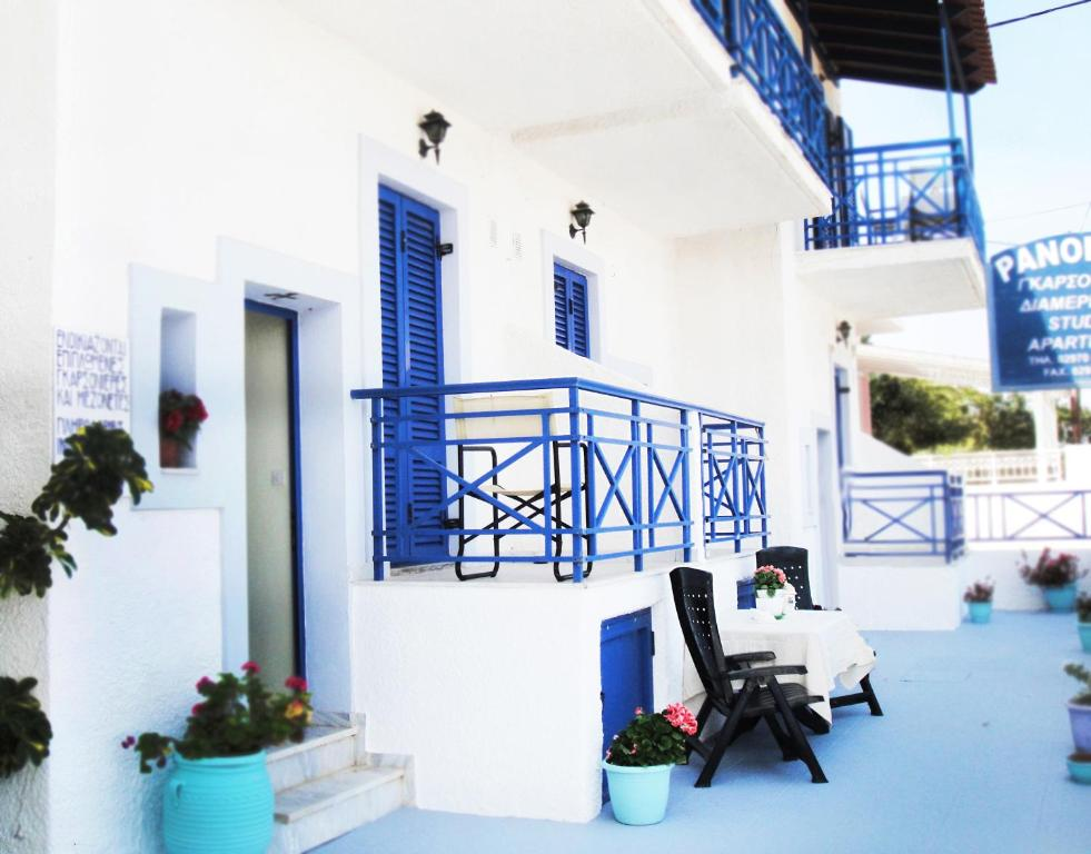 Angistri's panorama apartments