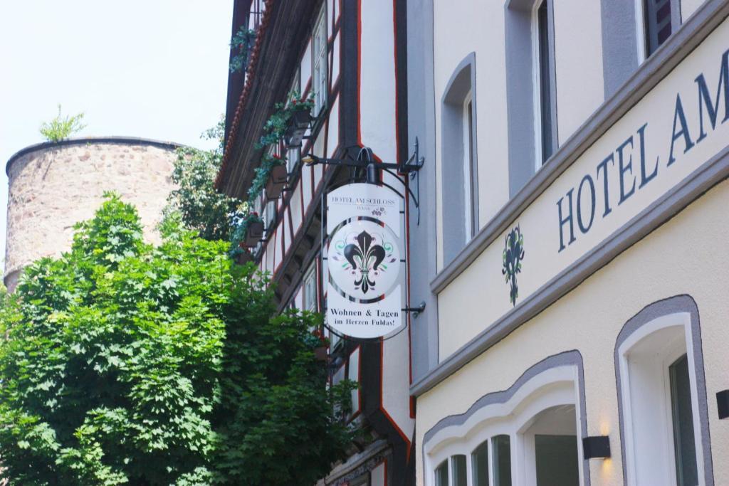 Hotel am Schloss Fulda, Germany