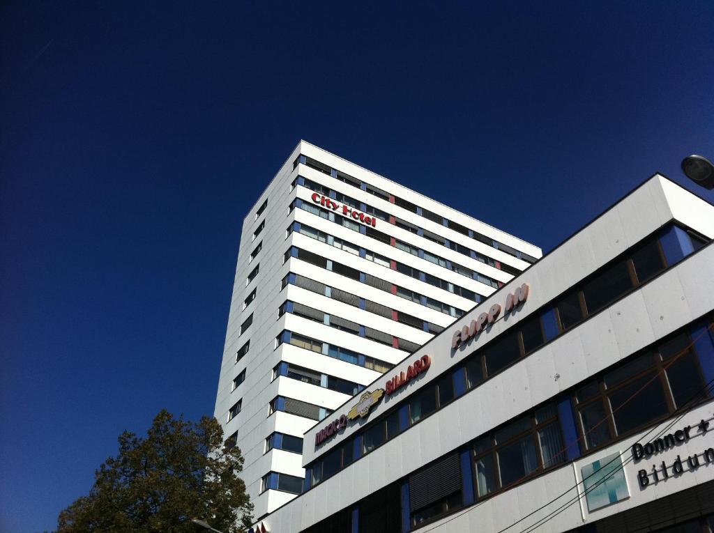 City Hotel garni Heilbronn, Germany
