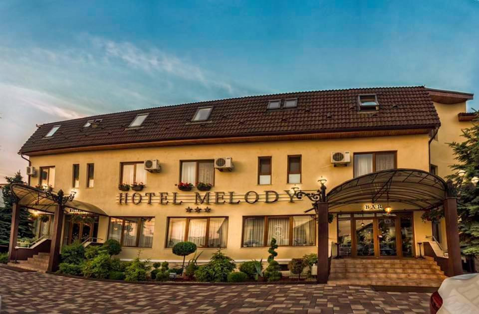Hotel Melody Satu Mare, Romania