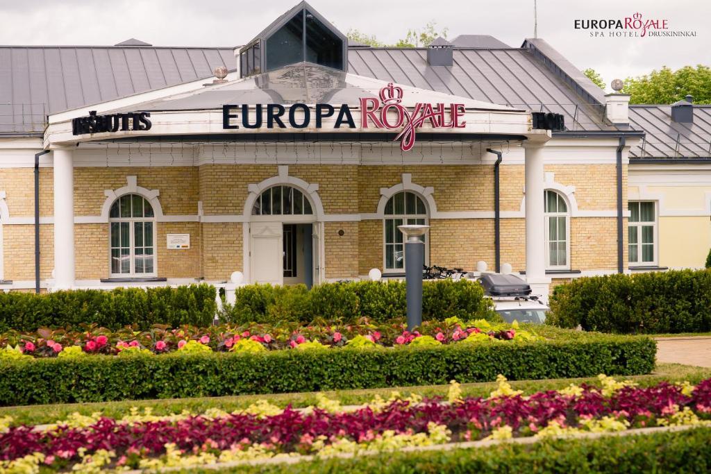 Europa Royale Druskininkai Druskininkai, Lithuania