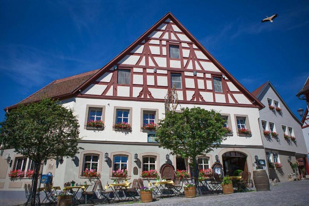 Flair Hotel zum Storchen Bad Windsheim, Germany