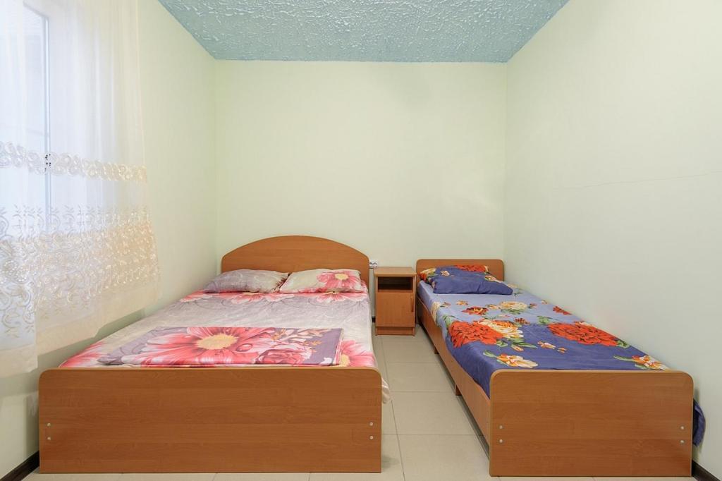Кровать или кровати в номере Guest House Do Vstrechi