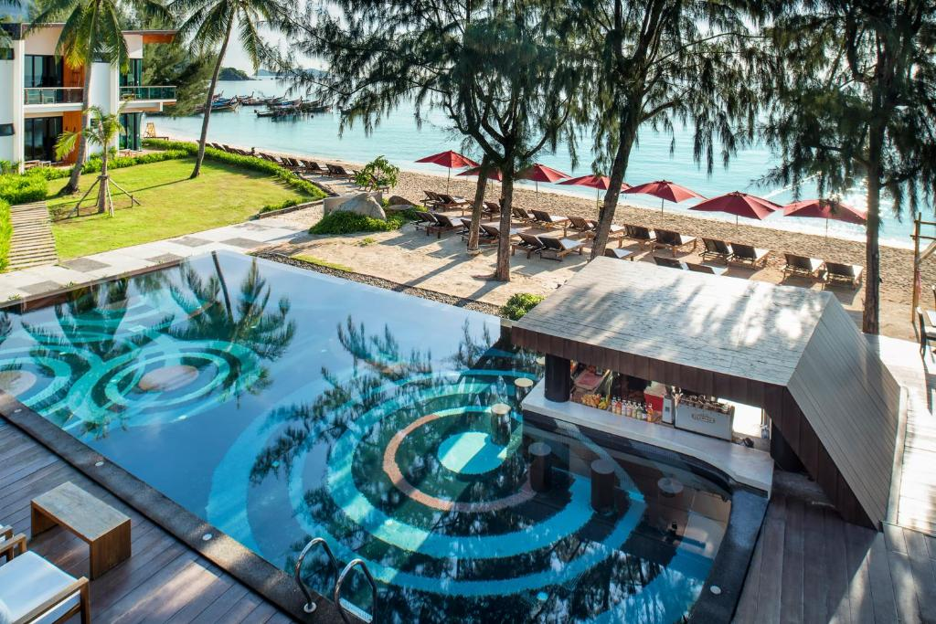 A view of the pool at Idyllic Concept Resort or nearby