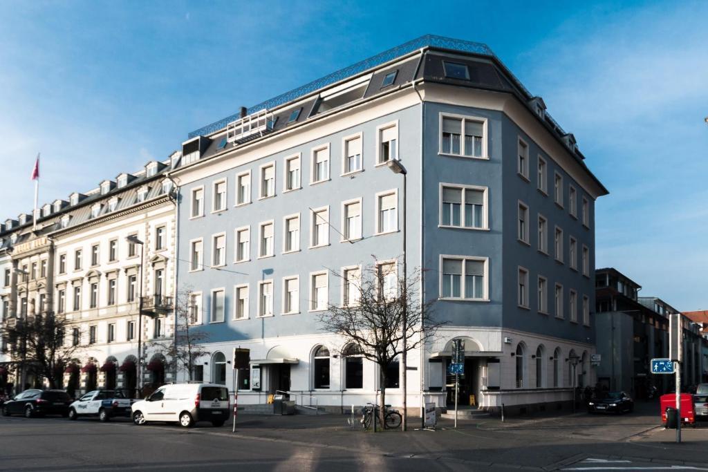 Gastehaus Centro Konstanz, Germany