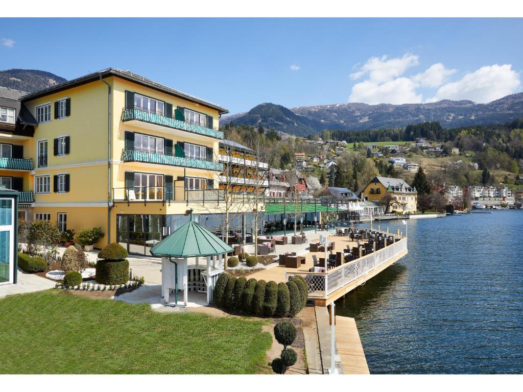 Hotel Forelle Millstatt, Austria
