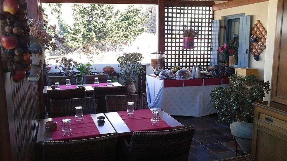 Εστιατόριο ή άλλο μέρος για φαγητό στο Ξενώνας Αφροδίτη