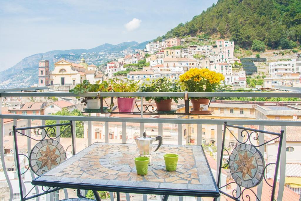 Balcone o terrazza di Thats Amore Holidays - Amalfi Coast