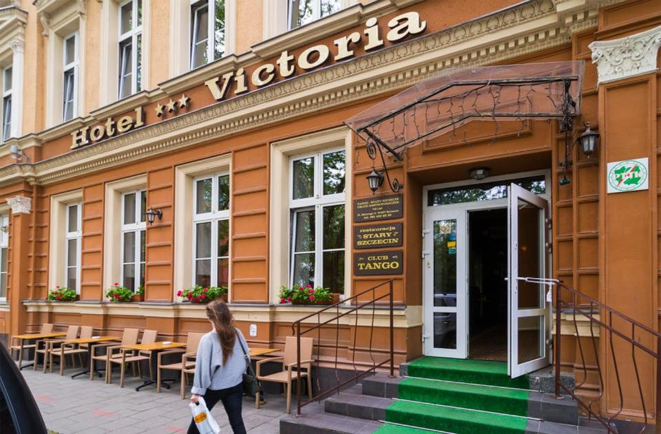 Hotel Victoria Szczecin, Poland