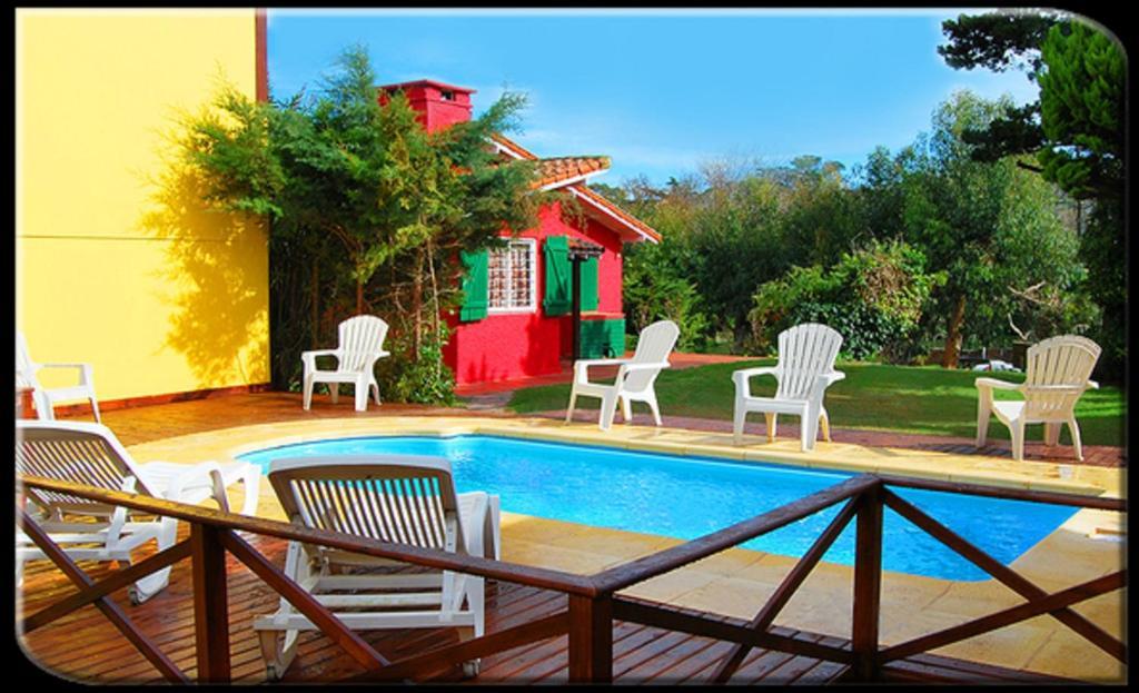 Villa Olimpia Cabañas