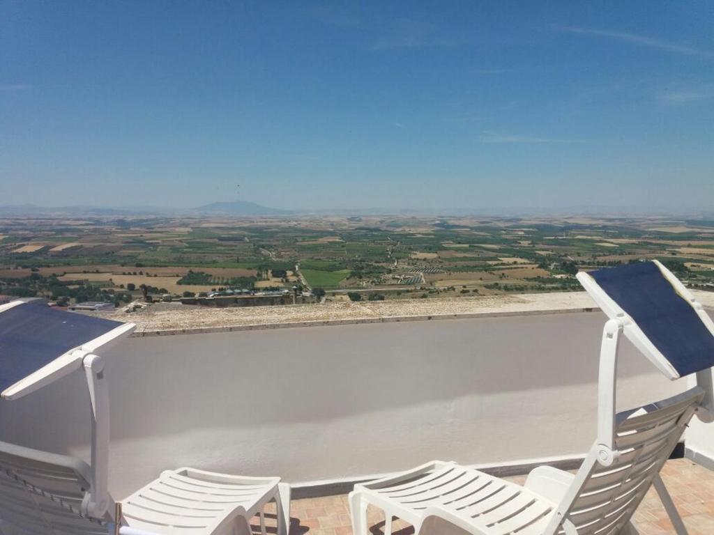 Balcone o terrazza di Vista Murge
