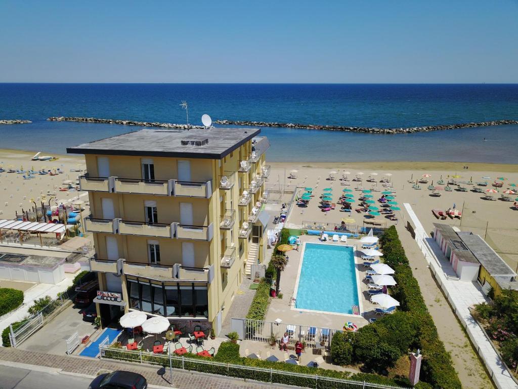 Hotel Biagini Rimini, Italy