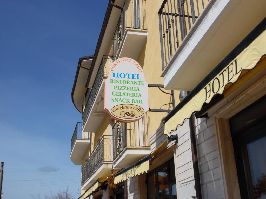 Hotel Coste Del Lago