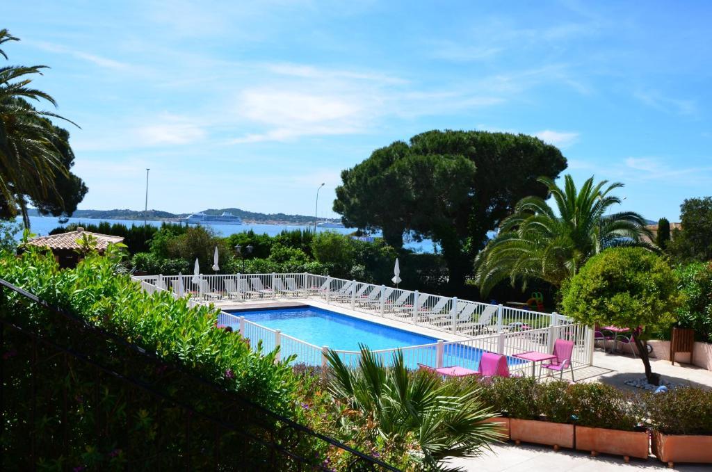 Hotel Villa Des Anges Grimaud, France