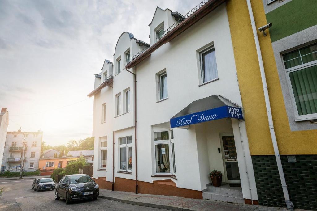 Hotel Dana Bytow, Poland