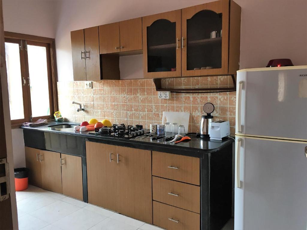 Goa Rentals 1 Bhk Deluxe Apartment In Candolim India Booking Com