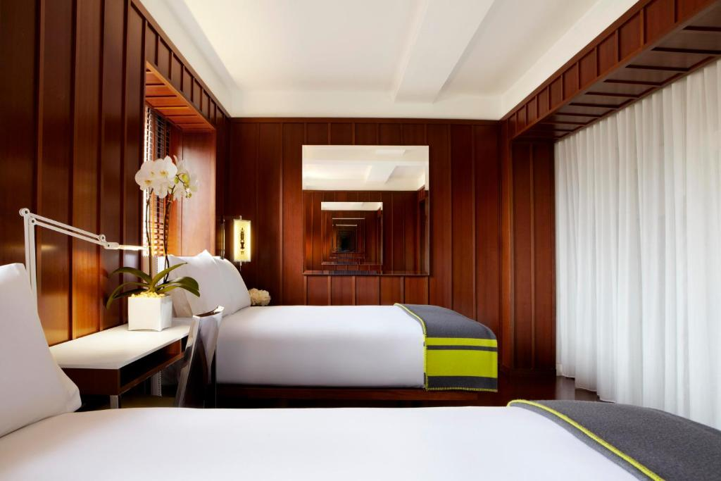 Hotel Hudson New York Usa Booking Com