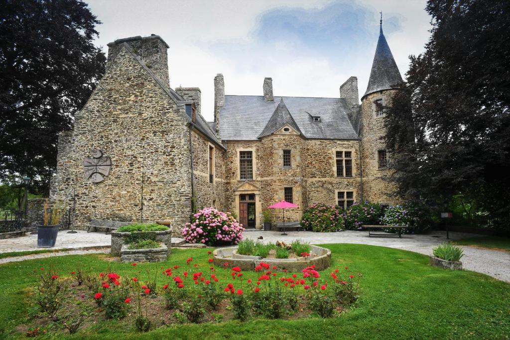 Chambres Chateau D'agneaux Agneaux, France