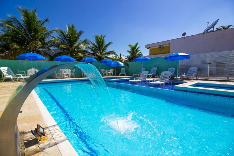 A piscina localizada em Pousada Villa Del Mare ou nos arredores