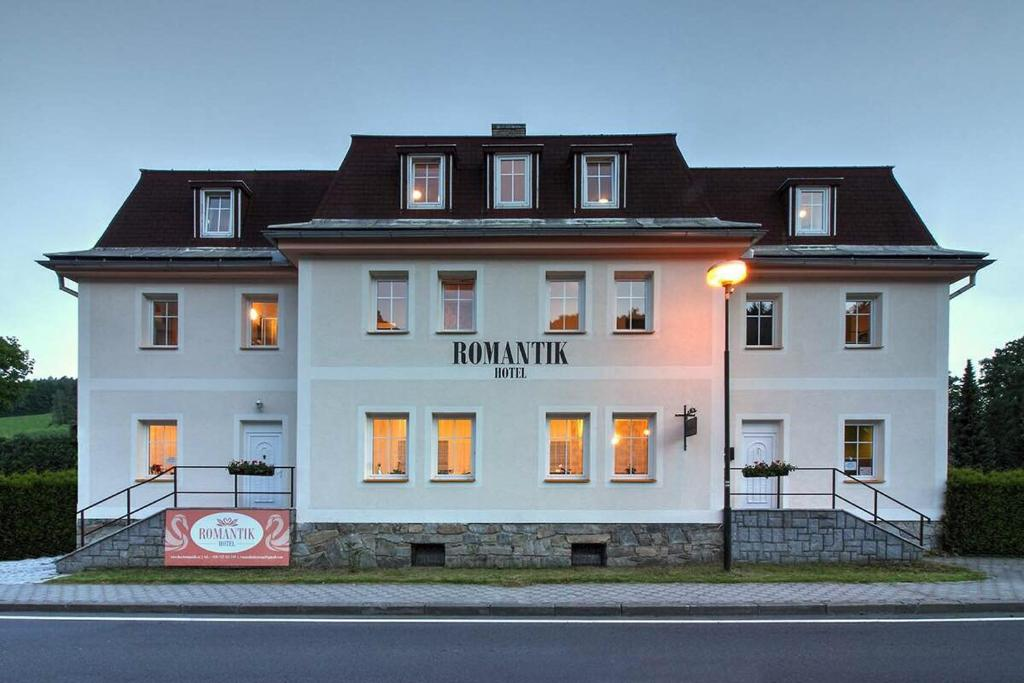 Hotel Romantik Lipova Lazne, Czech Republic