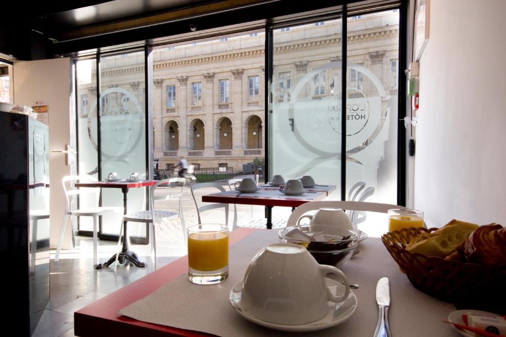 Ресторан / где поесть в Hotel de L'Opéra