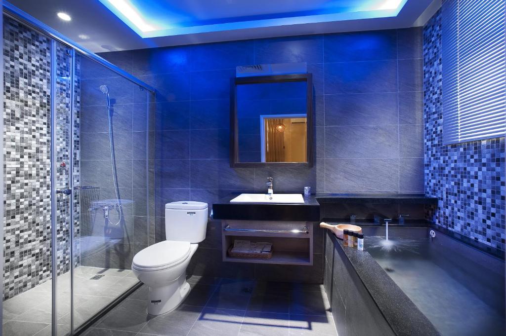 福岡1號溫泉飯店衛浴