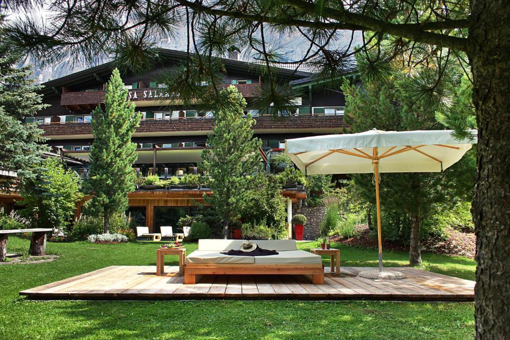Hotel Ciasa Salares San Cassiano, Italy