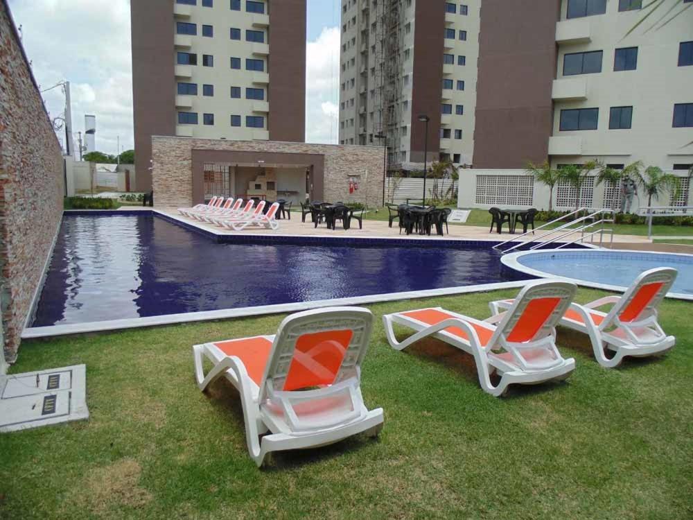 Apartamento Ecogardem Ponta Negra