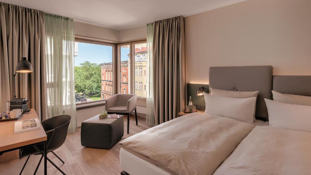 Hotel the YARD Berlin, Germany