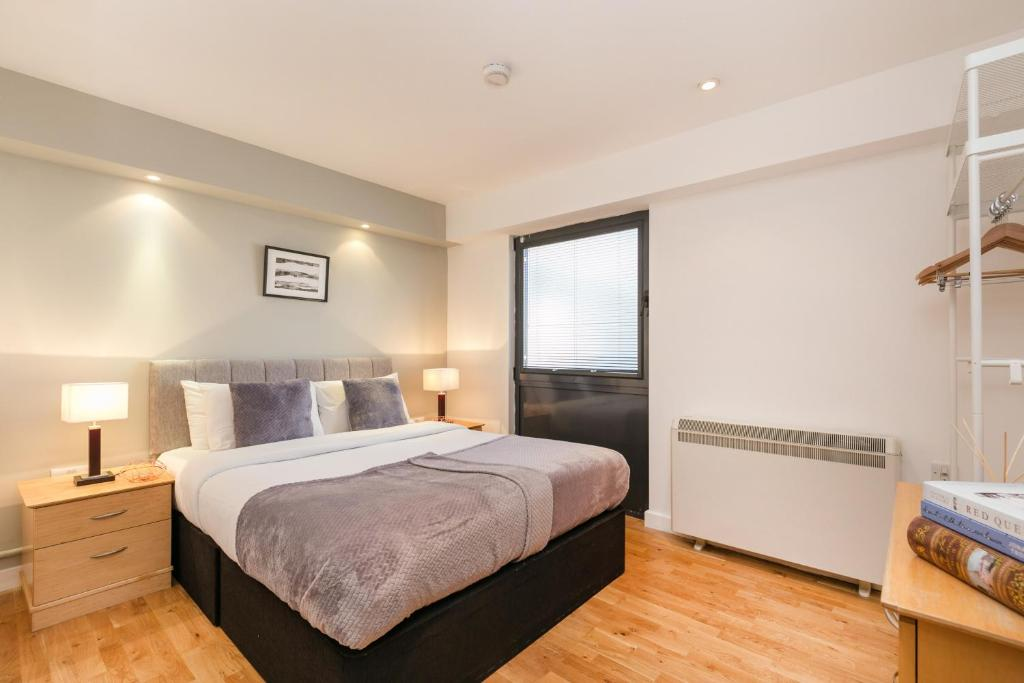 Best Western Maitrise Hotel Maida Vale - Laterooms