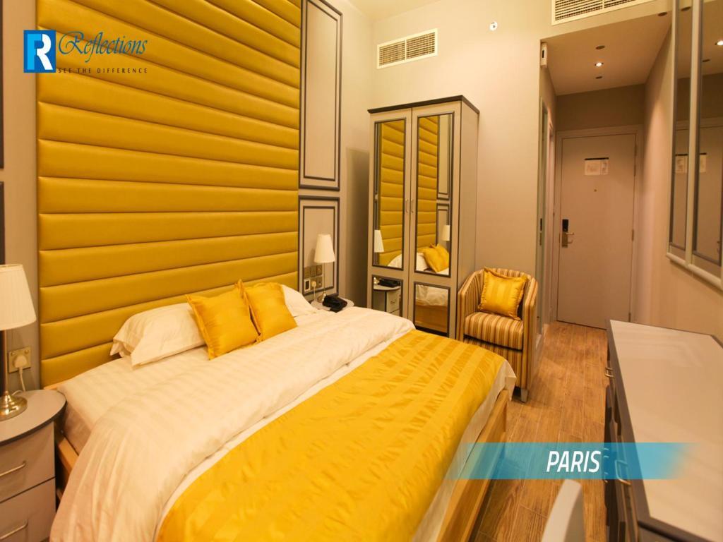 Reflection hotel 4 бар дубай скайдайвинг дубай
