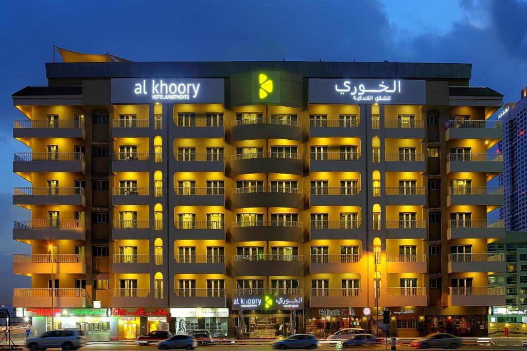 Apart otelin bulunduğu bina