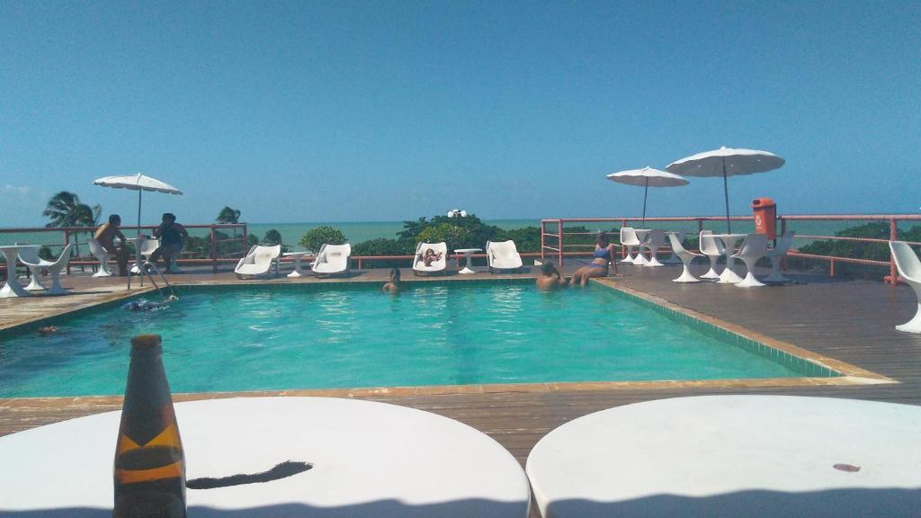 A piscina localizada em Victory Business Flat ou nos arredores