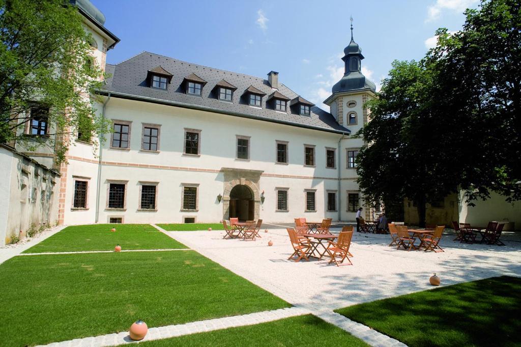 JUFA Hotel Schloss Rothelstein Admont, Austria
