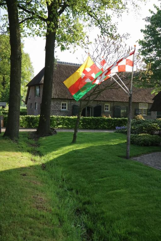 Een tuin van Logies den Heijkant
