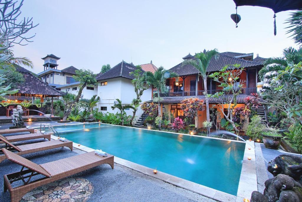 Ubud View Bungalow Indonesia Booking Com