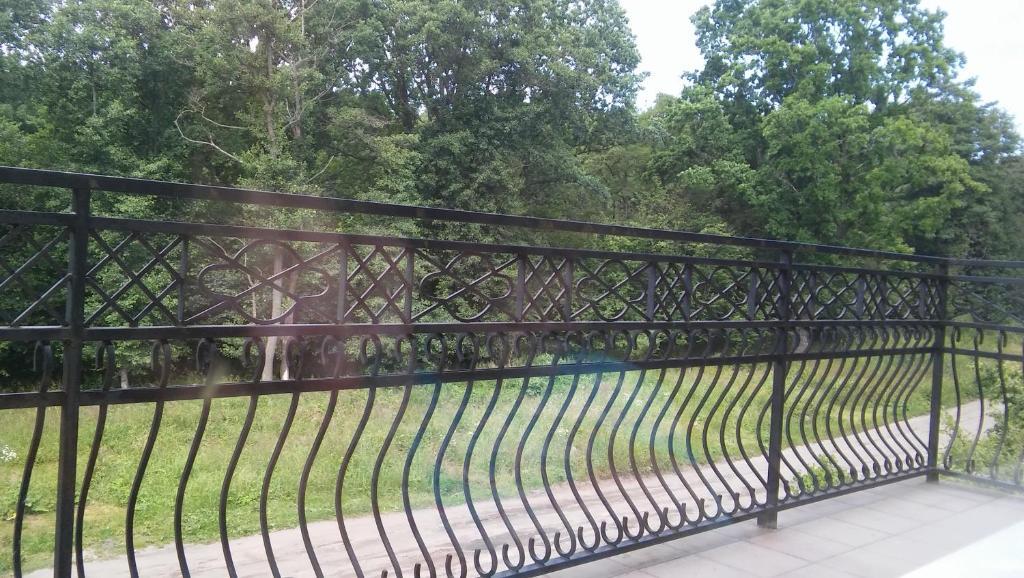 Балкон или терраса в Гостевой дом Верхняя Морская 4