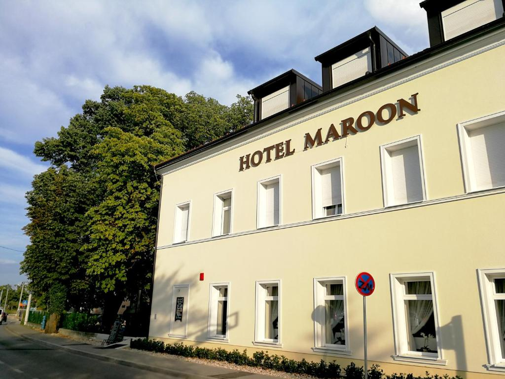 Hotel Maroon Zagreb Updated 2021 Prices