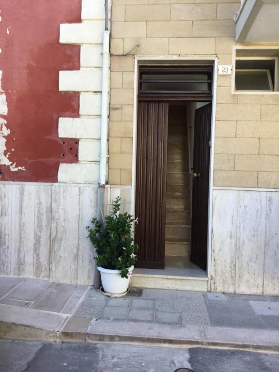 The facade or entrance of Eva Casa Vacanza