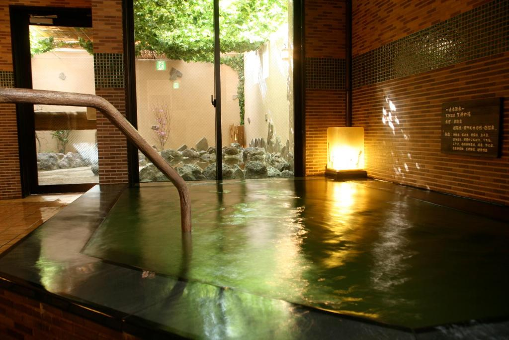 The swimming pool at or close to Dormy Inn Umeda Higashi Natural Hot Spring