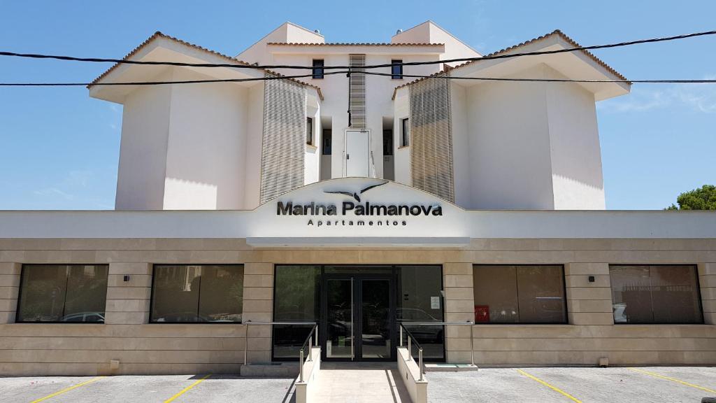 Globales Palmanova - Laterooms
