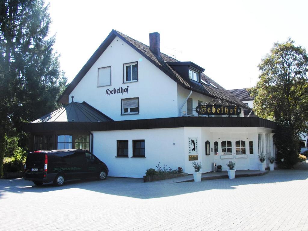 Golfhotel Hebelhof Bad Bellingen, Germany