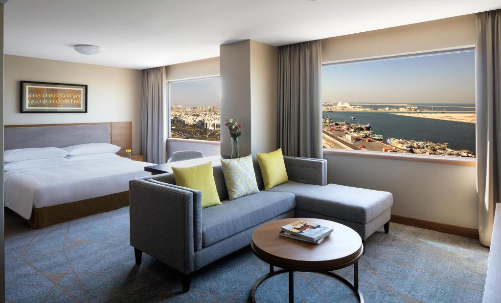 شقق فندقية حياة ريجنسي غاليريا ريزيدينس دبي الإمارات دبي