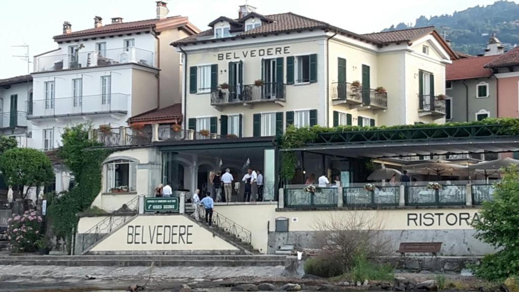 Belvedere Stresa, Italy